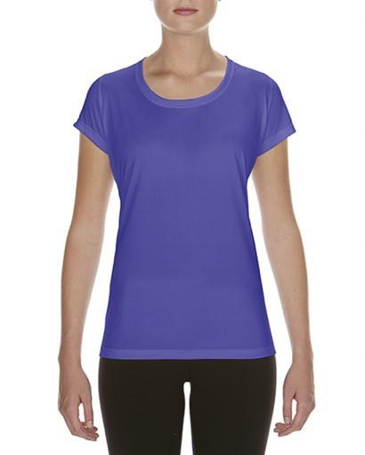Gildan damska koszulka poliestrowa
