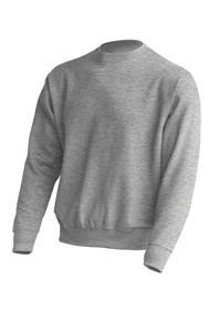 Bluza JHK 290g kolor grey melange