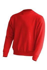 Bluzy JHK 290g w kolorze czerwonym