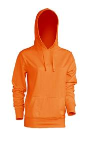 Damskie bluzy JHK kolor orange