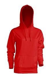 Damskie bluzy JHK w kolorze czerwonym