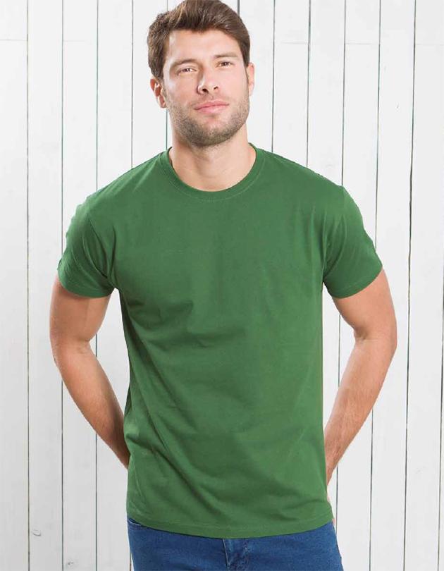 Koszulki męskie JHK 190g