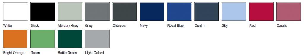 SG-kolory bluz