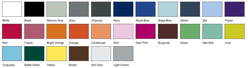 SG-kolory bluz z kapturem