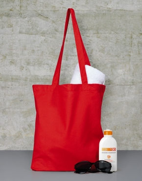 Eko torby na zakupy z długimi uchwytami