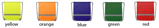 kolory worków poliestrowych