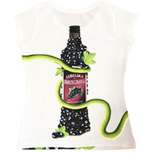 ekskluzywne koszulki szyte na zamówienie w Polsce z dużym nadrukiem