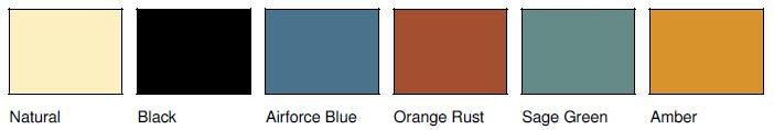 kolory siatek na zakupy