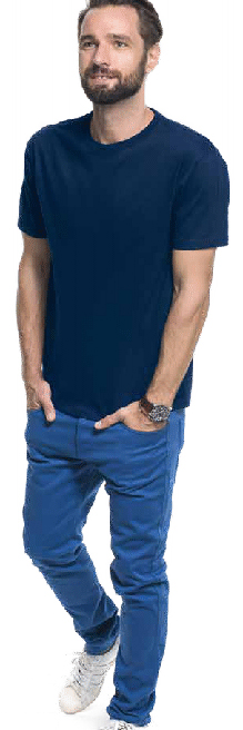Promostars koszulki męskie model Gefer