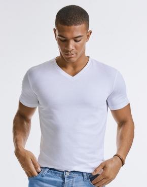 Męska koszulka Pure Organic V-Neck