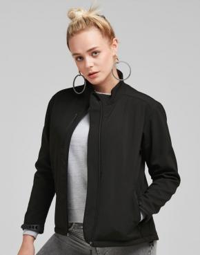 Damska kurtka typu softshell marki SG