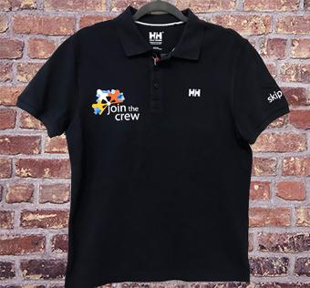 Koszulki polo z nadrukiem w 7 kolorach