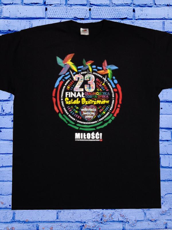 Koszulki dla WOŚP