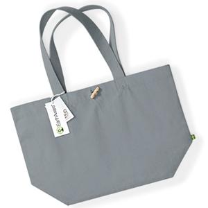 Gruba torba- pure grey