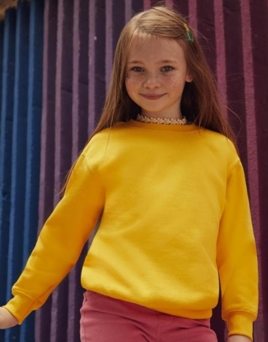 Dziecięca klasyczna bluza