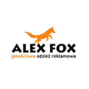 Logo marki Alex Fox