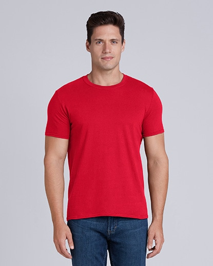 Gildan Softstyle, model Fit