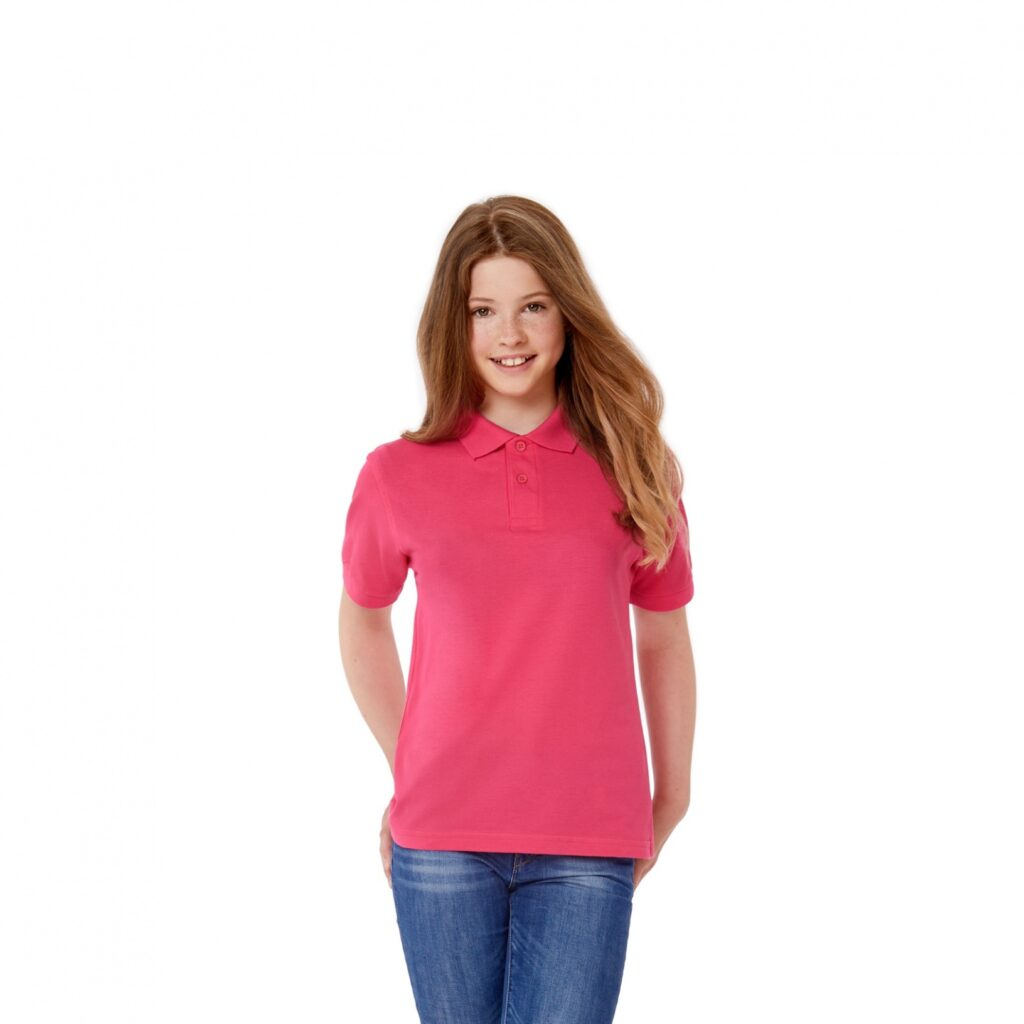 Dziecięca koszulki polo B&C