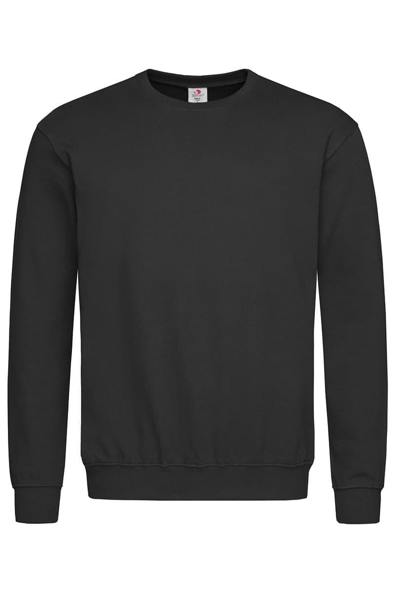 Czarna bluza Stedman