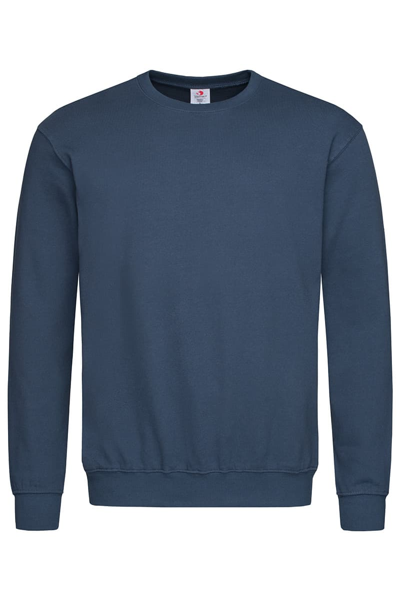 Klasyczna bluza Stedman kolor navy