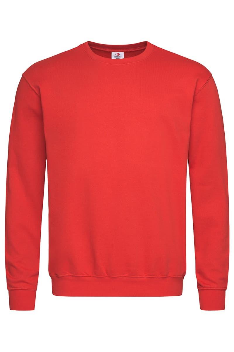 Czerwona bluza Stedman