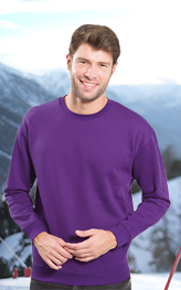 Bluza unisex CVC Sweatshirt